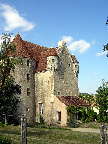 manoir de Courboyer in Nocé